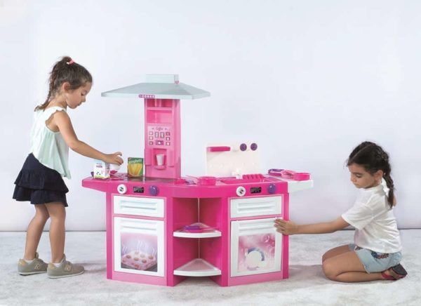 unicorn double kitchen set for girls