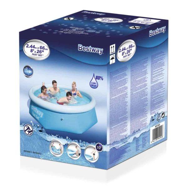 بيست واي - حمام سباحة سريع التركيب