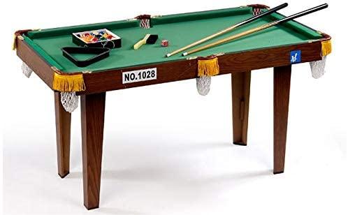 كراون – طاولة بلياردو 1028t أرجل طويلة 126سم*64.5 سم* 57سم