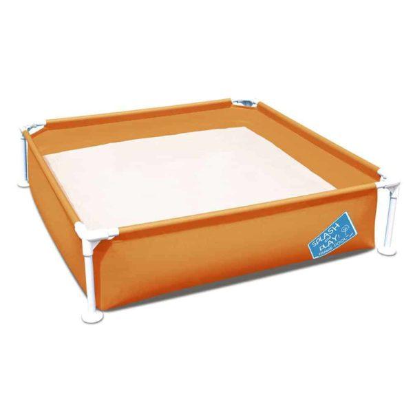 bestway's my first frame pool (122cm x 122cm x 30.5cm)