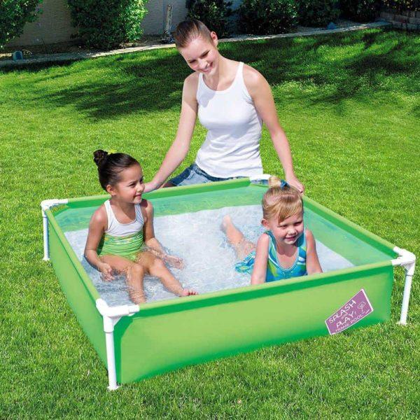 بيست واي – حمام سباحة (122 سم × 122 سم × 30.5 سم)