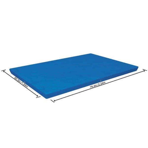 بيست واي – غطاء لحمام السباحة فلو كلير 221سم*150سم