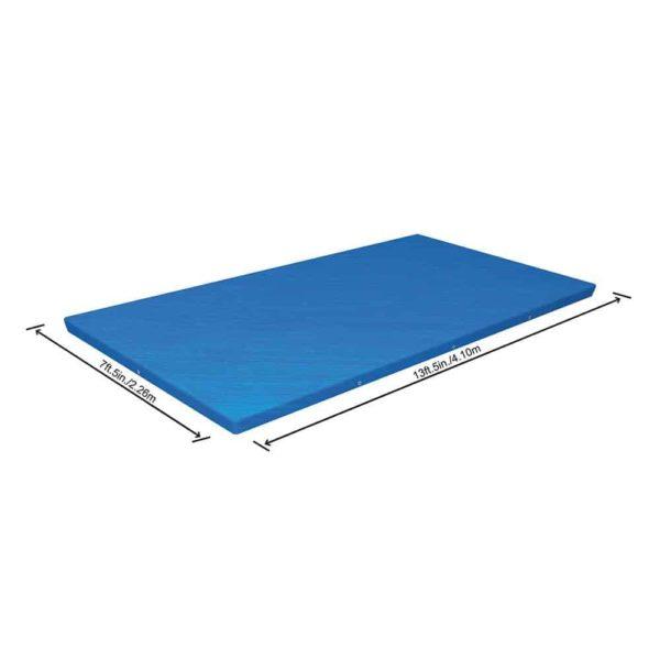 بيست واي – غطاء لحمام السباحة فلو كلير 400سم*211سم