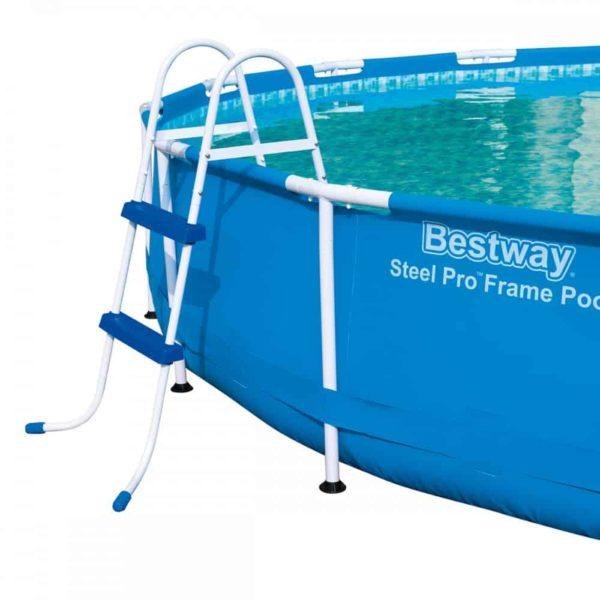 bestway's flowclear pool ladder (84cm)