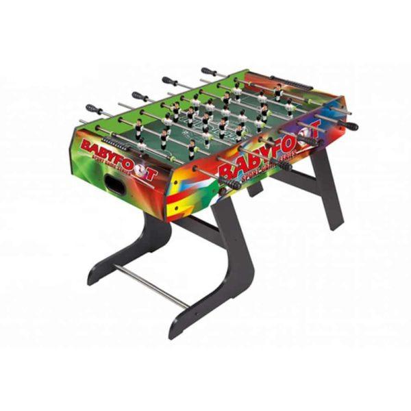 كراون – طاولة كرة قدم c1037b قابلة للطي 121سم*63سم*80سم