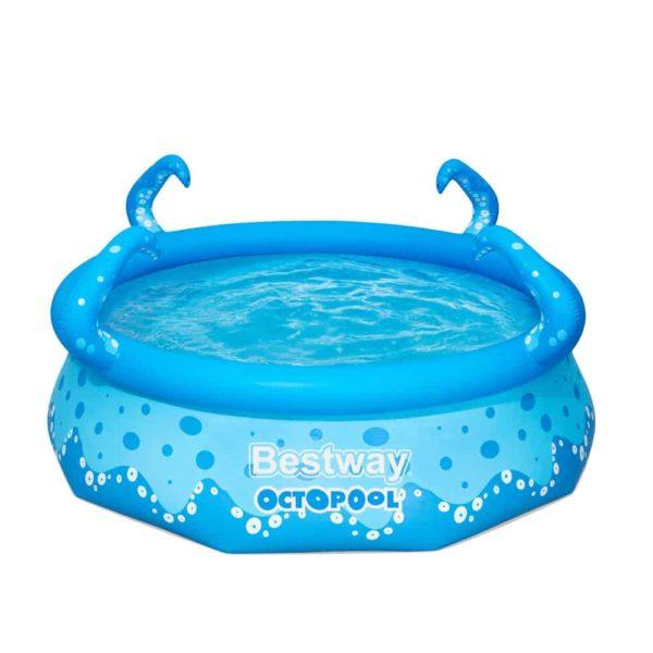 بيست واي – حمام سباحة سهل التركيب 8 أضلاع 274سم*76سم