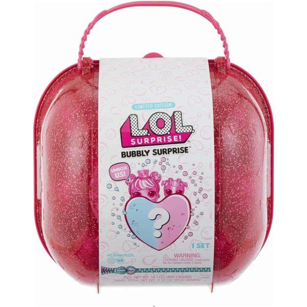 l.o.l. surprise! bubbly surprise pink