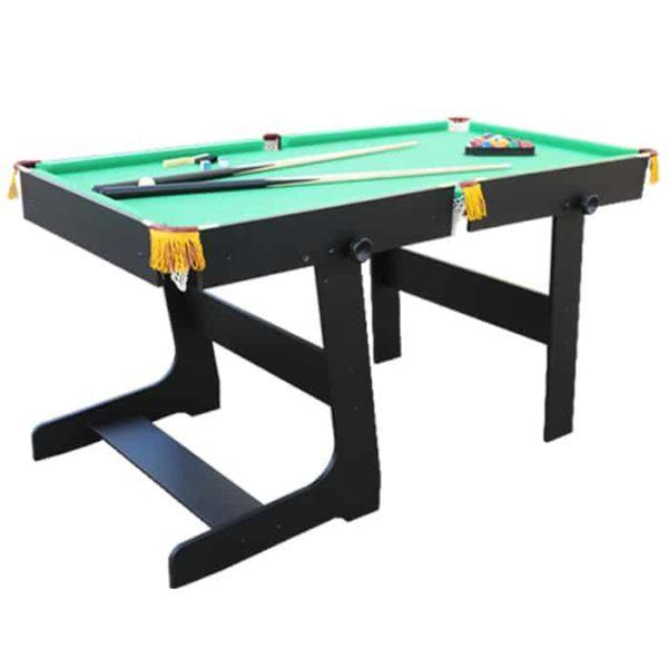 كراون – طاولة بلياردو c2003 قابلة للطي 92.5سم*51سم*64سم