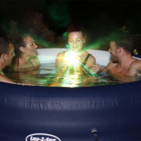 bestway flowclear led floating pool light