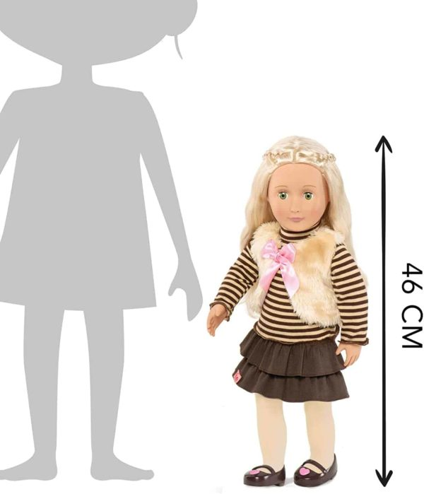 holly 45-cm our generation doll