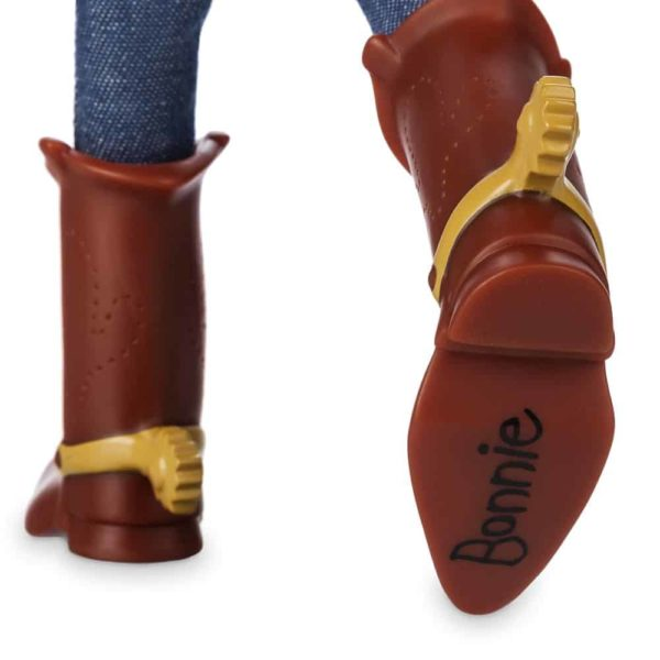 woody interactive talking action figure disney – toy story – 38 cm