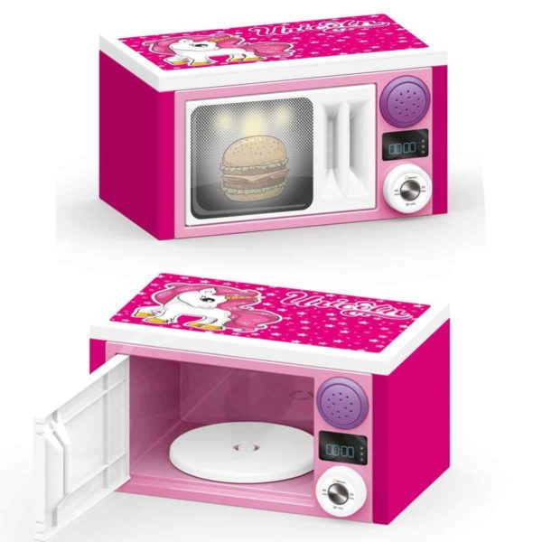 dolu unicorn microwave