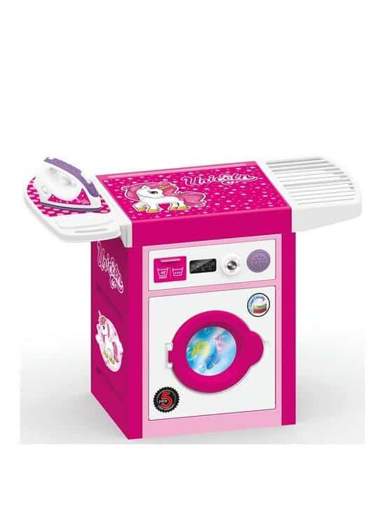 washing machine unicorn dolu