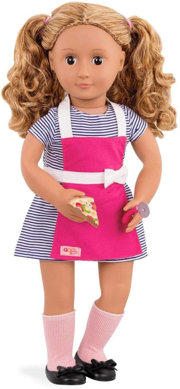 isa deluxe our generation 45cm doll