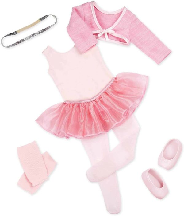 """sydney lee """"stars in your eyes"""" deluxe our generation 45cm doll"""