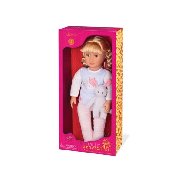 jovie 45-cm our generation doll