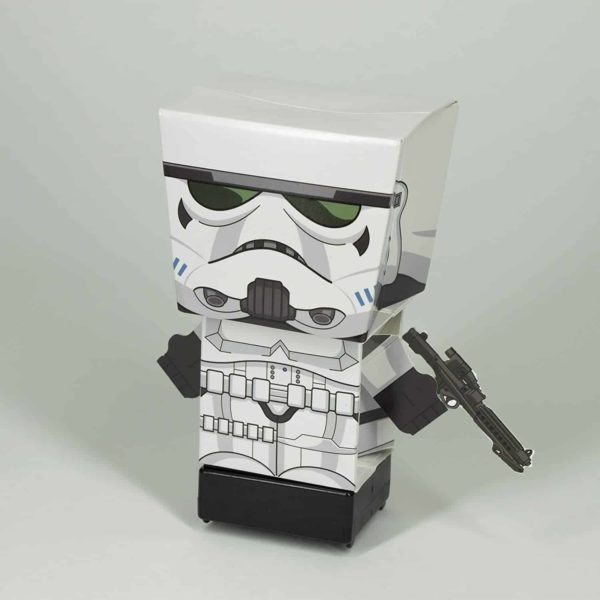 far out toys stormtrooper toy – star wars pulp heroes
