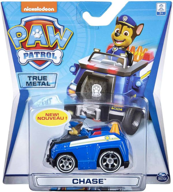 paw patrol rescue racer character chase