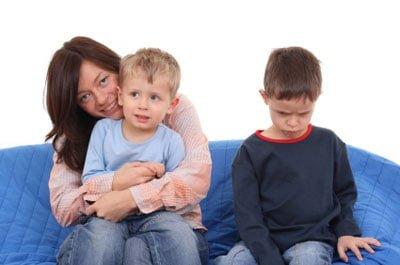 Jealousy among children