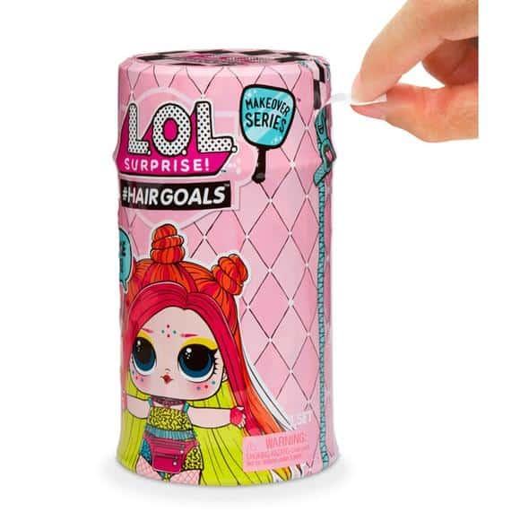 l.o.l surprise hair goals
