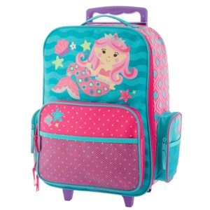 Stephen Joseph mermaid Rolling Luggage