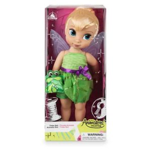 Disney Animators' Collection Tinker Bell Doll – Peter Pan – 40cm