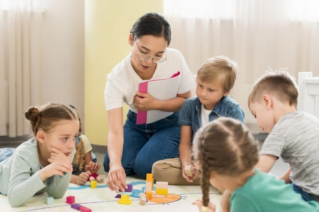 Educational Games Why are the best teaching methods for children