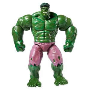 Hulk Talking Action Figure 35cm shopDisney
