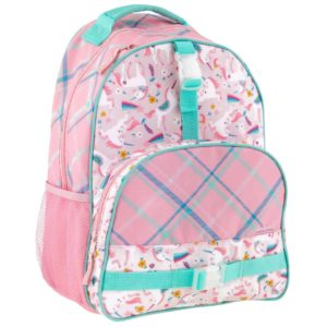 Stephen Joseph Unicorn All Over Print Backpack