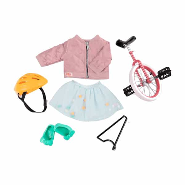 deluxe unicycle outfit