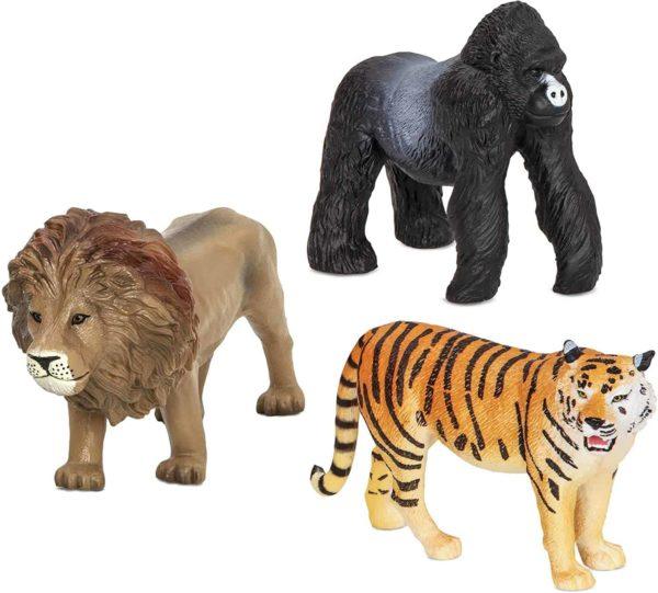 jungle animals (lion