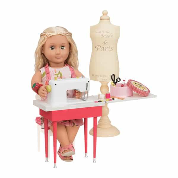 dressmaking set