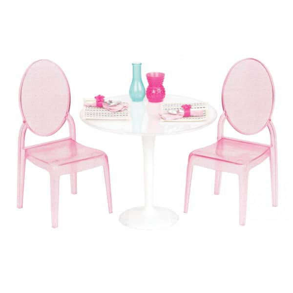 table and two chairs set
