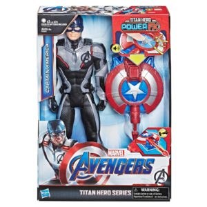 Marvel Avengers Endgame Titan Hero Power FX Captain America 1