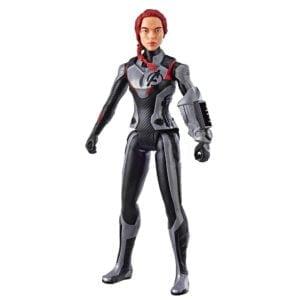Marvel Avengers Endgame Titan Hero Series Black Widow 12-Inch Action Figure