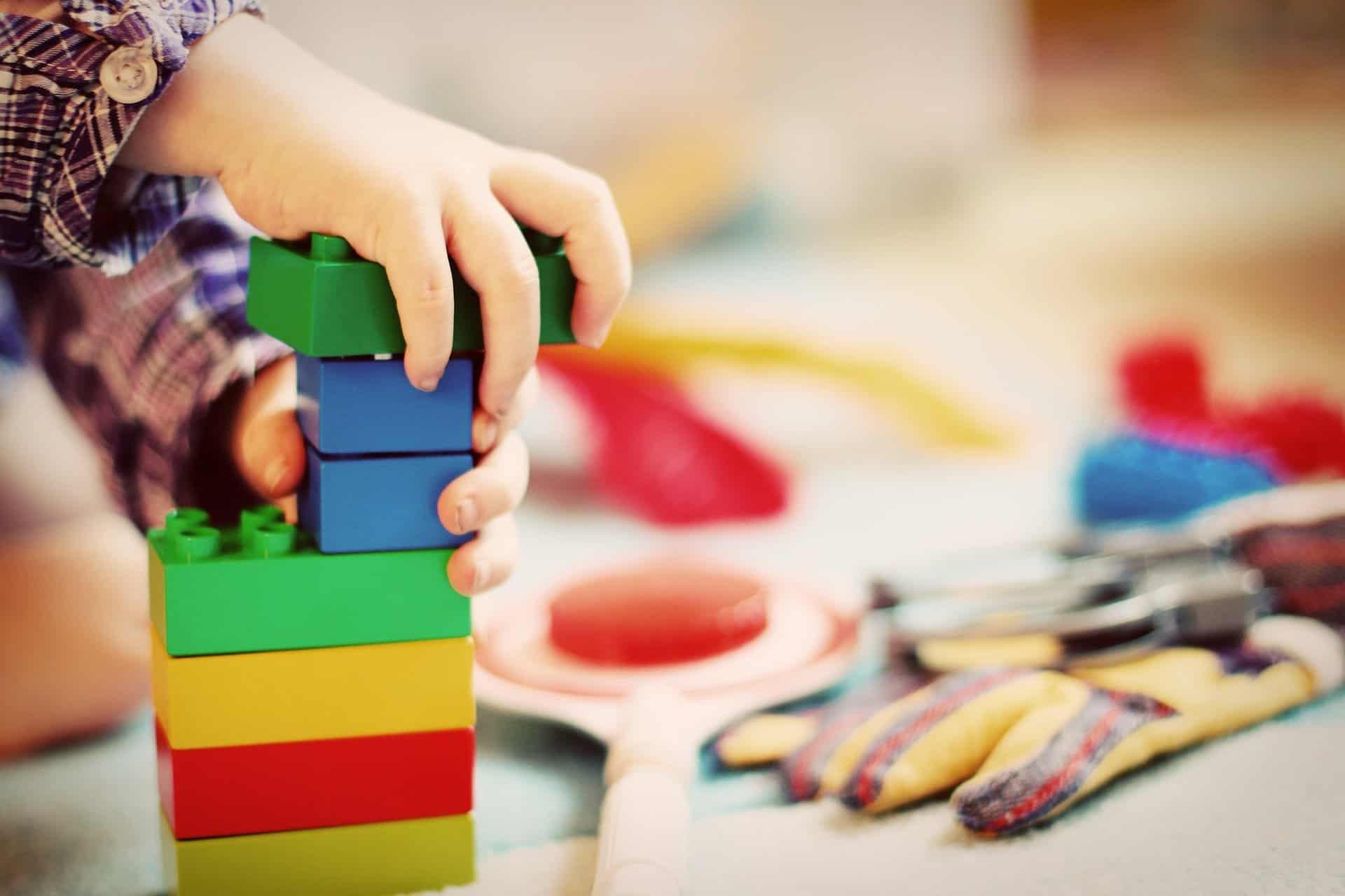 أهمية اللعب في اول 3 سنوات للأطفال