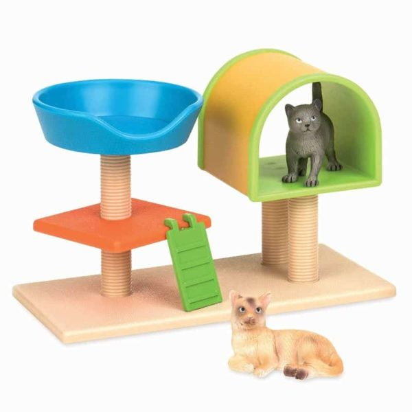 cats house & basket