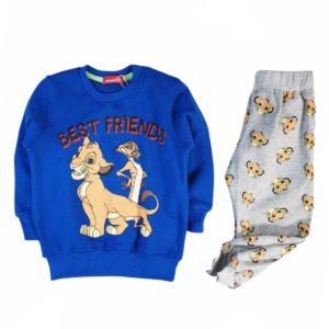 Kangaroo Simba Best Friend Pajama Blue