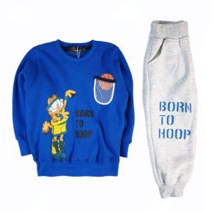 Born to hoop pajama blue Banana