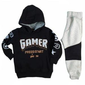 Gamer pajama black Banana