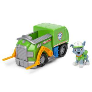 باو باترول ، شاحنة إعادة تدوير روكي