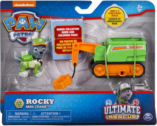 paw patrol ultimate rescue