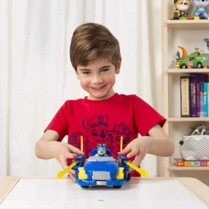 Paw Patrol, Mighty Pups Super Paws Transforming Vehicle