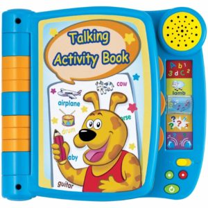 Talking Activity Book WinFun
