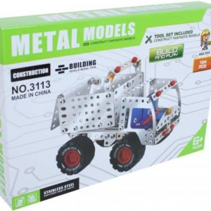Metal Models Vehicle Construction 194