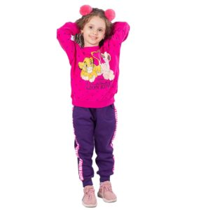 Lion king pajama Fuchsia Banana