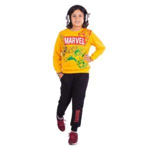 Marvel pajama mustard Banana