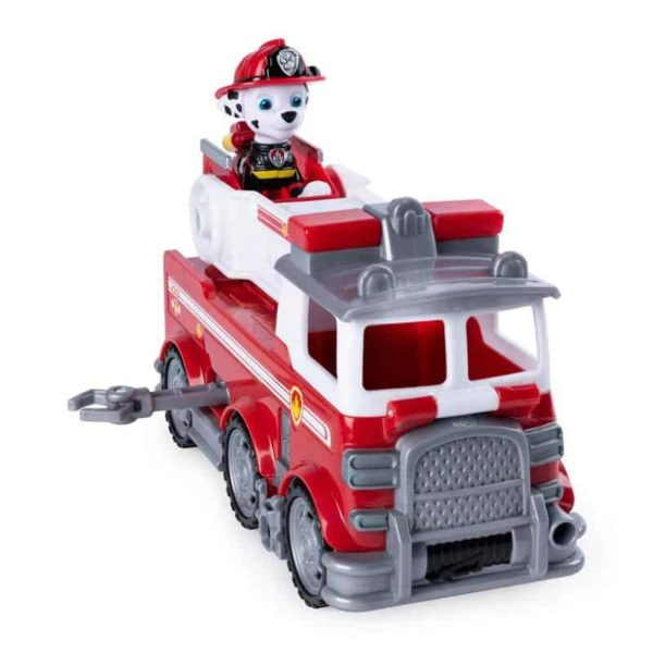 paw patrol marshall's ultimate rescue fire truck