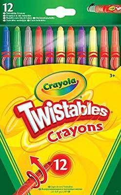 Crayola Twistables Crayons Pack of 12