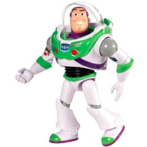 Disney Pixor Toy Story Buzz With Visor Figure New